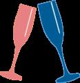 champagnecartoon